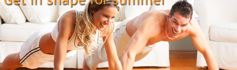summer fitness routines