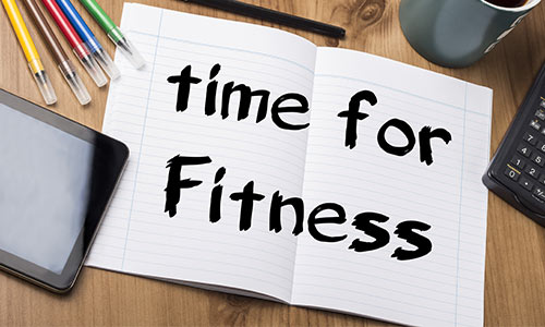 back to school fitness routines