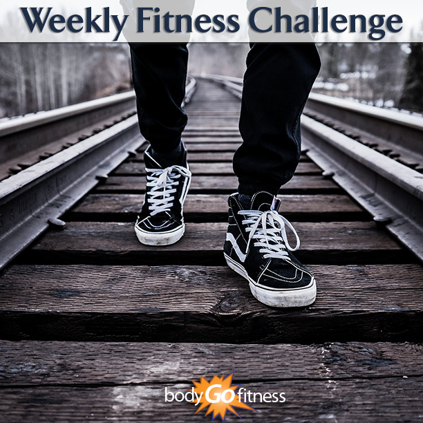 Monday Morning Fitness Challenge